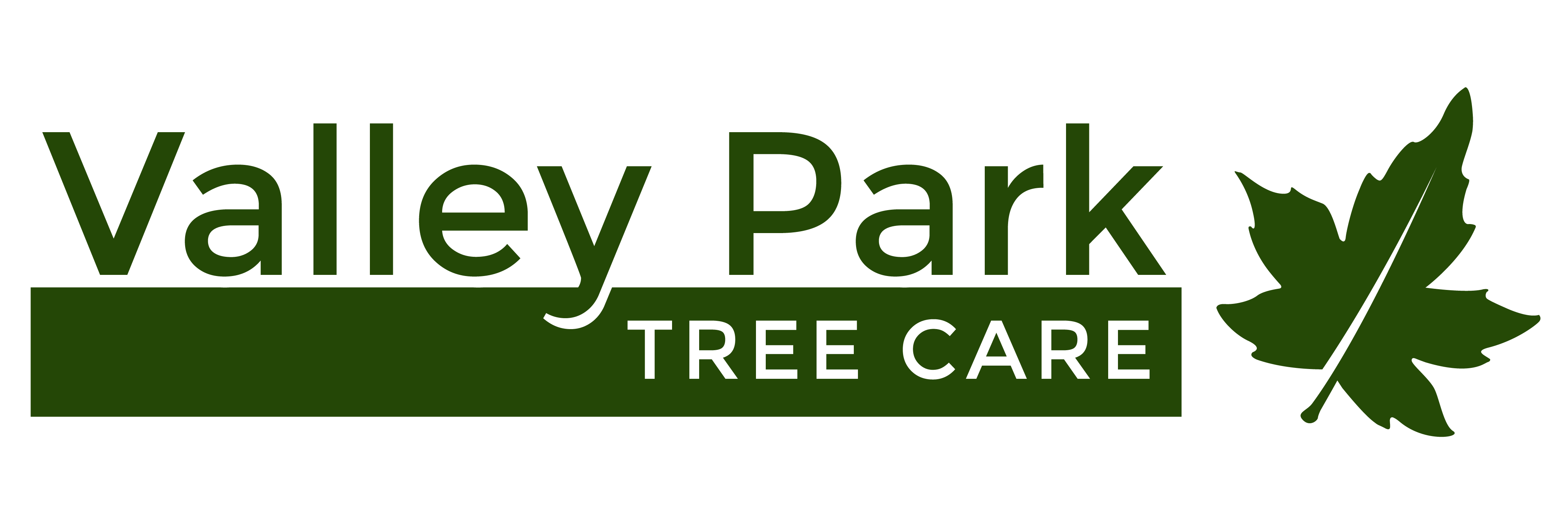 Valley Park Tree Care Logo